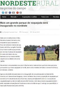 Nordeste Rural face